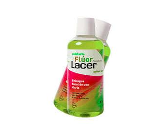 lacer fluor es un colutorio para prevenir la caries