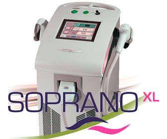 laser soprano xl