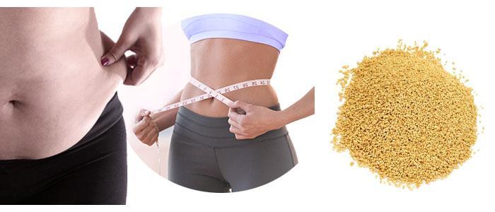 La lecitina de soya ayuda a perder peso