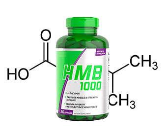suplemento con leucina y hmb