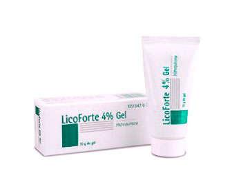 licoforte gel con hidroquinona