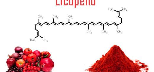 licopeno natural propiedades y formula química