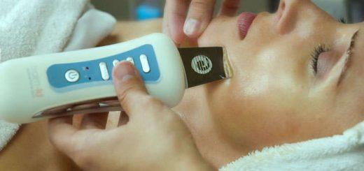 limpieza facial ultrasonidos