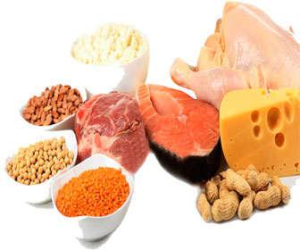 alimentos con lisina