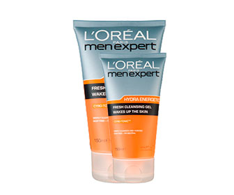 loreal expert men hydra energetic
