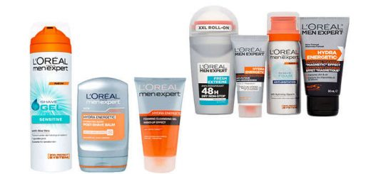 productos loreal men expert