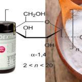 que es maltodextrina aditivo