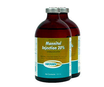 manitol medicamento inyectable
