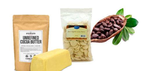 manteca de cacao pura