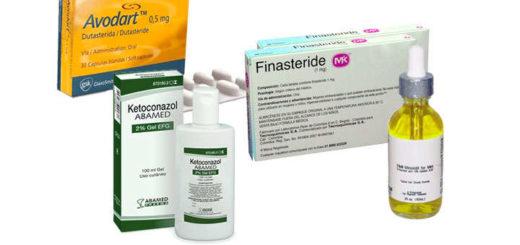 Los mejores medicamentos para la alopecia femenina y masculina