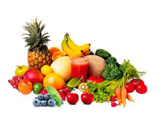 que alimentos contienen melanina