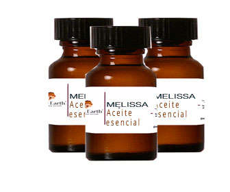 aceite esencial de melisa officinalis