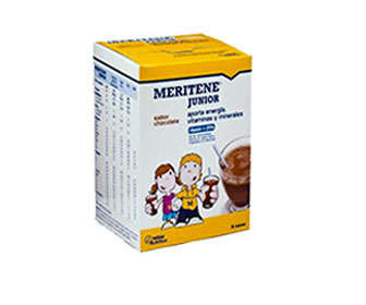 meritene junior en sobres