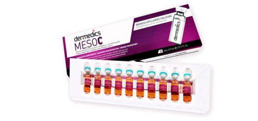 mesoterapia capilar ampollas