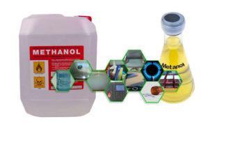 metanol usos