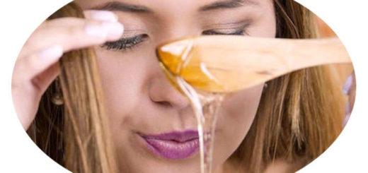 miel para el cabello beneficios