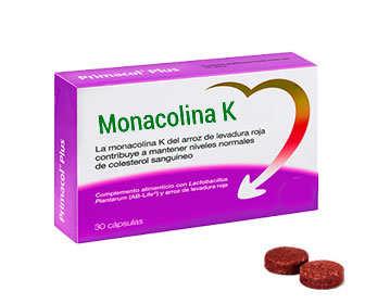 monacolina capsulas