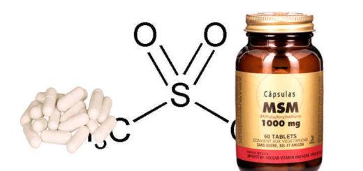 Propiedades de msm o metilsulfonilmetano