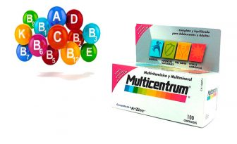 multicentrum vitaminas