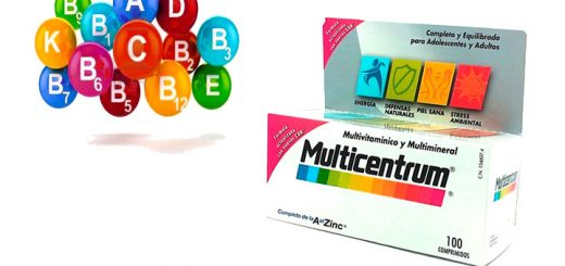 multicentrum vitaminas