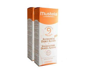 crema mustela antiestrias