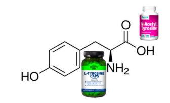 n acetil l tirosina