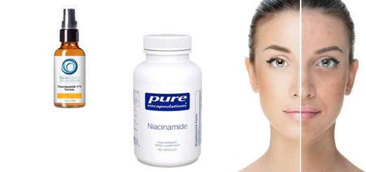 niacinamida propiedades para la piel