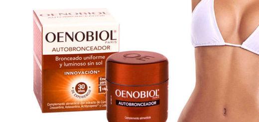 oenobiol autobronceador funciona