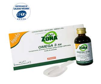 Enerzona Omega 3 RX líquido