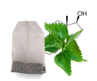 ortiga verde y dihidrotestosterona