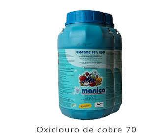 oxicloruro de cobre 50 y 70