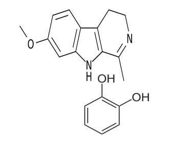 Composición de passiflora y estructura química de sus componentes