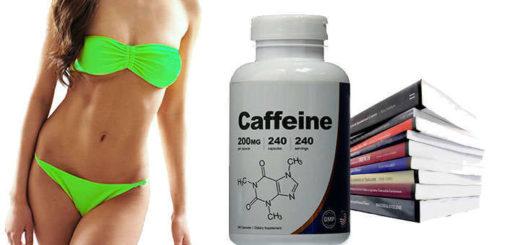 Para que sirven las pastillas de cafeína