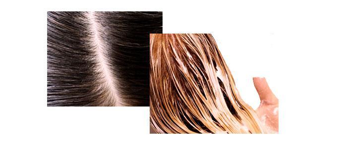 peeling capilar para fortalecer el cabello
