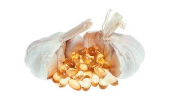 Propiedades curativas de las perlas de ajo