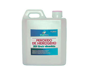 peroxido de hidrogeno para piscinas