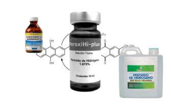 peroxido de hidrogeno usos