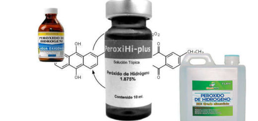Peróxido de hidrógeno usos