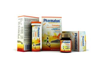 pharmaton complex capsulas y pastillas efervescentes