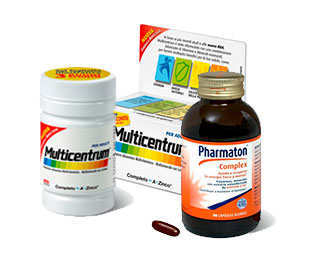 pharmaton o multicentrum