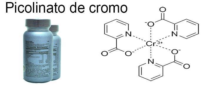 Opiniones sobre el Picolinato de cromo