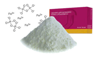 Usos del pirofosfato ferrico o de hierro
