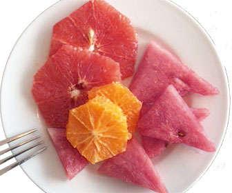 Beneficios de tomar cítricos en ayunas