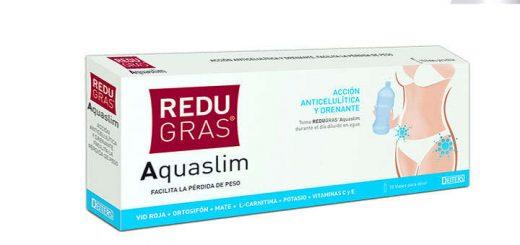 redugras aquaslim 20 viales