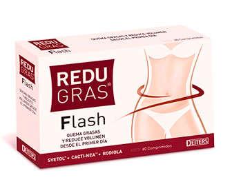 redugras flash comprimidos