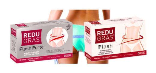 redugras flash funciona para perder peso