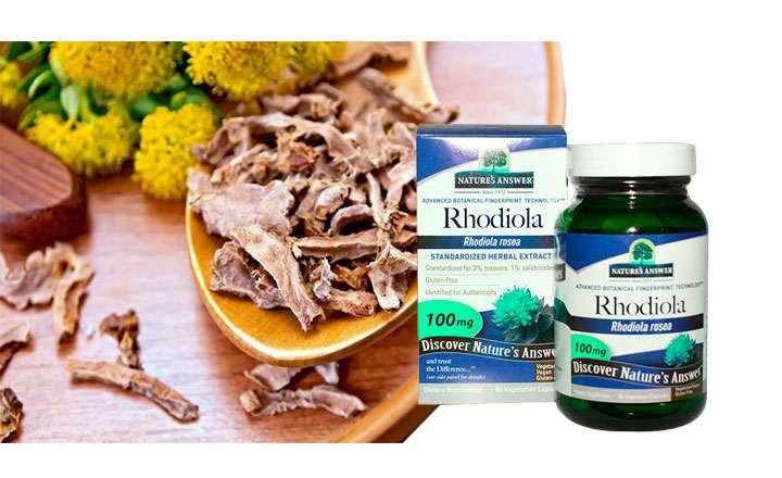 propiedades y beneficios de rhodiola rosea