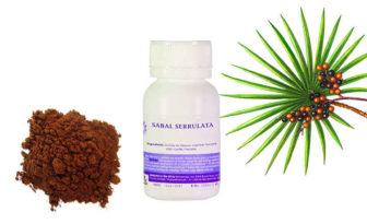Propiedades y beneficios de sabal serrulata para el pelo y la prostata
