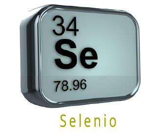 selenio simbolo quimico