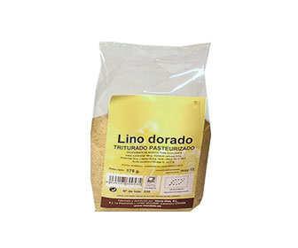 Semillas de lino dorado para adelgazar